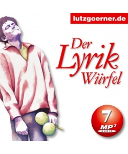 Der Lyrikwürfel - 50 Audio CDs auf 7 mp3 CDs